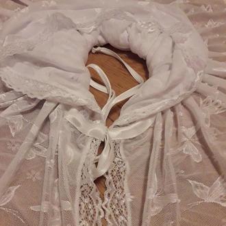 платок капор накидка для храма