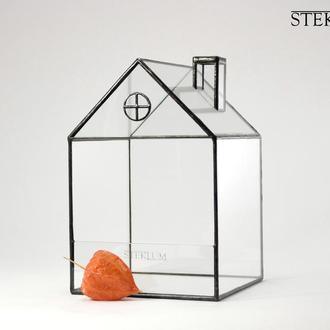 Флораріум No24 House mini