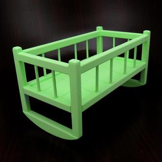 """Кровать для кукол """"Тиана"""" мохито"""
