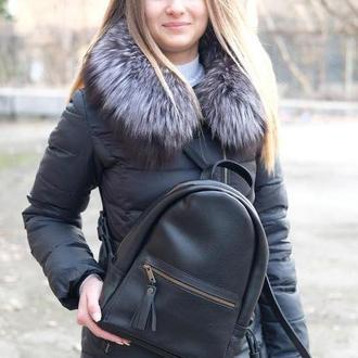 Женский кожаный рюкзак Лимбо