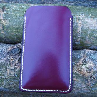 Чехол для телефона IPhone 5S из натуральной кожи