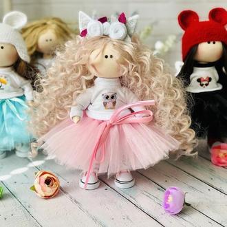 Игровые и интерьерные куклы
