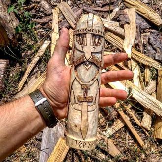 Изготовление деревянных статуэток / кумиров / идолов