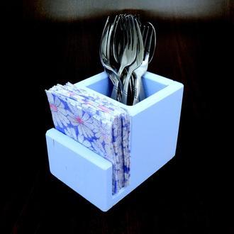 Подставка для столовых приборов Пранзо ирис