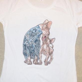 Стильна молодіжна футболка