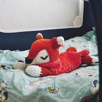 пижамница рыжий лисенок