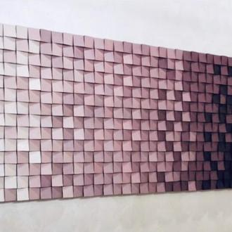 3 Д панели. Декорирование стен 3-D мозаикой. Диффузор.
