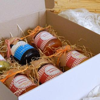 Джем варенье конфитюр варення на подарунок вкусный подарок