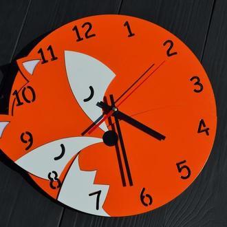 Деревянные часы, настенные часы фирме, часы-логотип, часы боссу