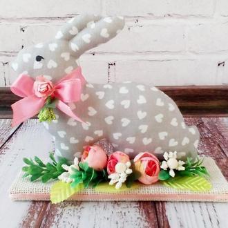 """Игрушка интерьерная """"Кролик"""""""