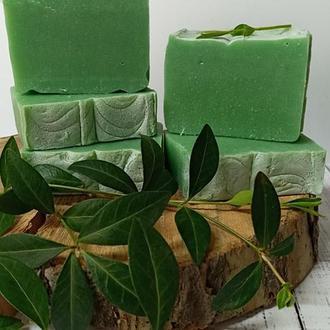 Натуральное   мыло «Бергамот»