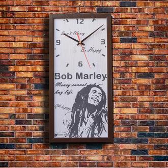 """Стильные настенные часы """"Bob Marley"""""""