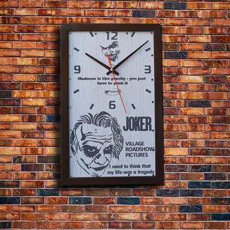 """Настенные часы """" Joker"""""""