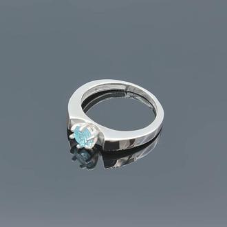 Кольцо серебряное Хай-тэк