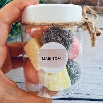 Сахарный скраб ассорти
