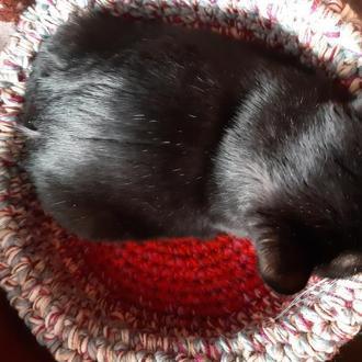 лукошко для кошки