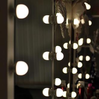 Дзеркало візажиста, гримерне дзеркало, дзеркало з підсвіткою