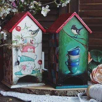 домики для чая