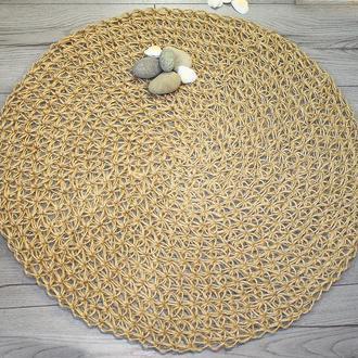 Килимок для ванної кімнати (72cм), еко килимок, килимок з джуту
