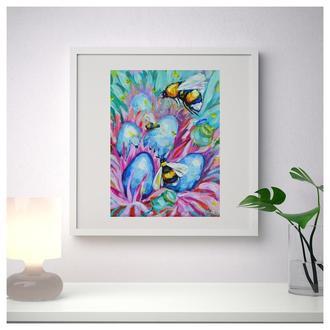 садовые пчели