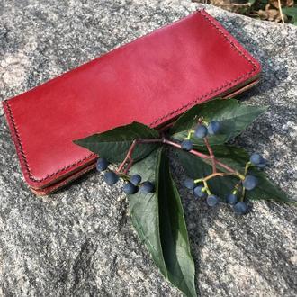 Женский кошелек из натуральной кожи (Woman's Leather Wallet)