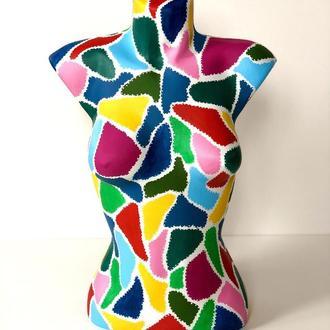 Интерьерная скульптура. Декоративный манекен