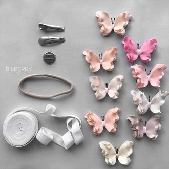 Метелики з піни