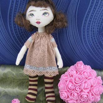 Текстильная кукла в подарок