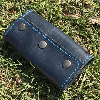 Ключница из натуральной кожи (Leather Key Holder)