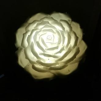 Ростові квіткові композиції, світильники, торшери, лампи.