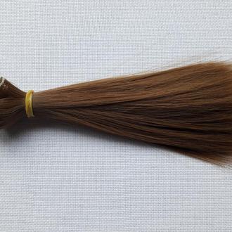Волосы для кукол . Тресс . №13