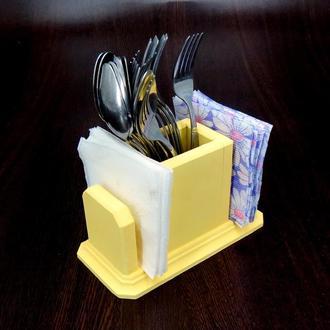"Подставка для столовых приборов ""Кулинарио"" лимонад"