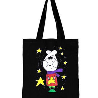 Принт рисунок для печати нанесения на эко сумку торба шоппер для покупок