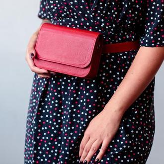 Mimi Bag в красном цвете
