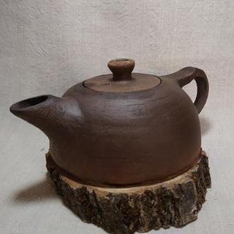 чайник з шамоту
