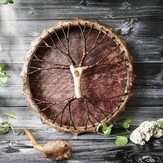 Бубен древо жизни