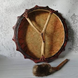 шаманский бубен предсказатель