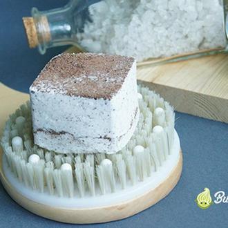 Бомбочка для ванны Шоколадное мороженое