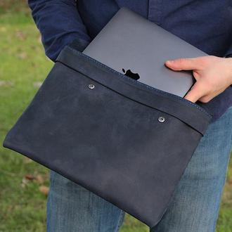 Чехол для MacBook 13 Кожаный подарок Ручная Работа Чехол Супер Подарок Аксессуар для мужчины