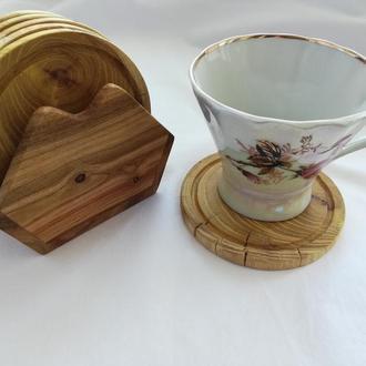 Подставка под чашки (костеры)