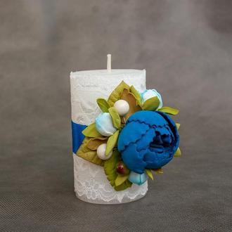 Весільна свічка арт, 7011