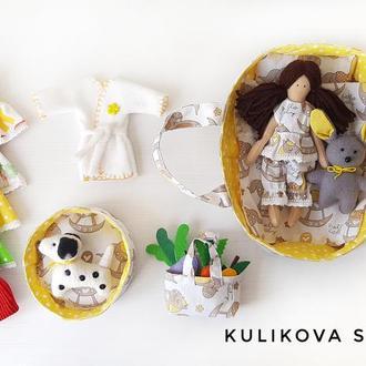 Ігровий набір Лялька з одягом