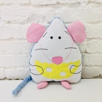 мышка подушка-детская игрушка для сна-плюшевая мышь-плюшевые пподушки-декор в детскую