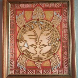 """Інтер'єрна картина """"Символ мудрості і довголіття"""""""