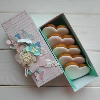 Коробочка с печеньем