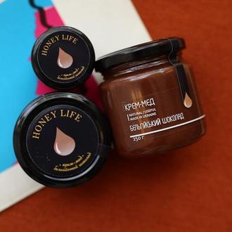 Крем-мед «Бельгийский шоколад»