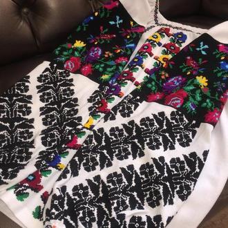 Изысканная борщевская рубашка