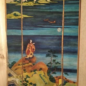 Модульна картина «Синя вічність»