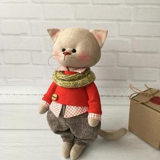 Текстильний кіт