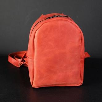 Рюкзак Колибри Crazy Horse красный